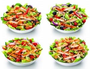 salad hendi