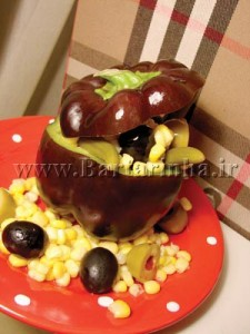 salad zaytoon